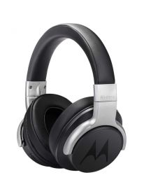 Motorola Escape 500 ANC Noise Canceling Over-Ear Wireless Headphones (Black)