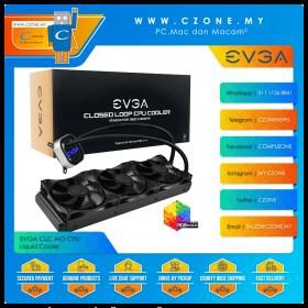 EVGA CLC AIO CPU Liquid Cooler