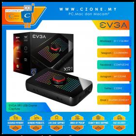 EVGA XR1 USB Game Capture (USB-C 3.0, 1080p60 Capture, RGB)