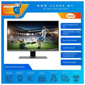 "BenQ EW3270U Monitor (31.5"", 3840x2160, VA, 60Hz, 4ms, HDMI, DP, USB-C, Speakers, VESA)"