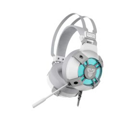 Fantech HG11 Captain RGB 7.1 Surround Wired Gaming Headset (White)