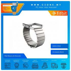 Fitbit Blaze Link Bracelet (Silver, Small)