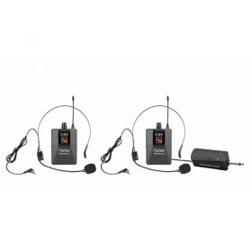 Flipgear WM2200Duo U Professional Universal Microphone