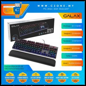 GALAX STEALTH STL-03 Mechanical Gaming Keyboard (Blue Switch)