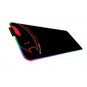 Gaming Freak Aladdin RGB Gaming Mouse Pad (Soft, Extended, 800 x 300 x 4 mm)