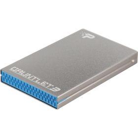 """Patriot Gauntlet 3 2.5"""" Harddisk USB 3.0 Enclosure"""