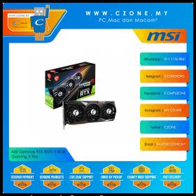 MSI Geforce RTX 3070 Ti 8GB Gaming X Trio