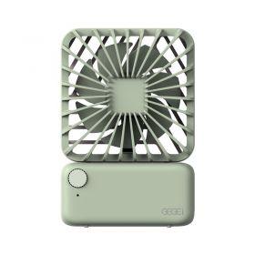Gegei F3 Mini Portable Fan (Green)