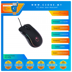 Gaming Freak FX-5 RGB Gaming Mouse