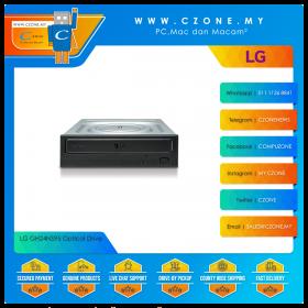 LG GH24NS95 Optical Drive (SATA, Internal, 24x, DVDRW)