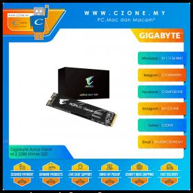 Gigabyte Aorus Gen4 M.2 2280 NVMe SSD