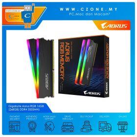 Gigabyte Aorus RGB 16GB (2x8GB) DDR4 3333MHz (GP-ARS16G33)