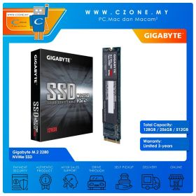 Gigabyte M.2 2280 NVMe SSD