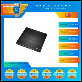 LG GP60NB50 Optical Drive (USB, External, 8x, DVDRW)