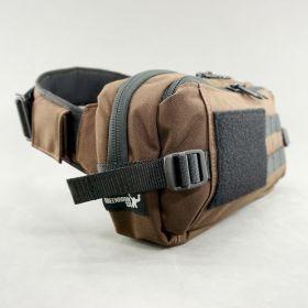 Greenroom136 Rkk600 Metrorunner Tactical (Dark Brown)