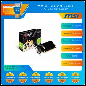 MSI Geforce GT 710 1GB Low Profile