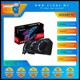 Gigabyte Radeon RX 6700 XT 12GB Aorus Elite