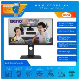 "BenQ GW2480T Monitor (23.8"", 1920x1080, IPS,  60Hz, 5ms, D-Sub, HDMI, DP, Speakers, VESA)"