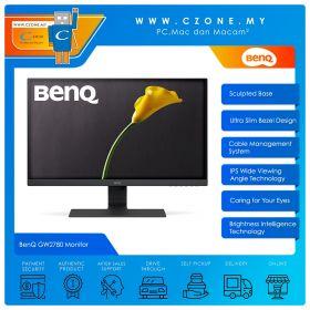 "BenQ GW2780 Monitor (27"", 1920x1080, IPS, 60Hz, 5ms, D-Sub, HDMI, DP, Speakers, VESA)"
