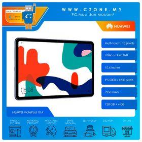 "Huawei MatePad - BAH3-W59 - 10.4"", Kirin 820, 4GB Ram, 128GB Rom, WiFi (Midnight Grey)"