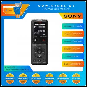 Sony UX570 Digital Voice Recorder (4GB)