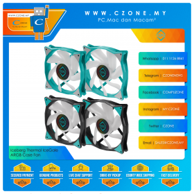 Iceberg Thermal IceGale ARGB Case Fan