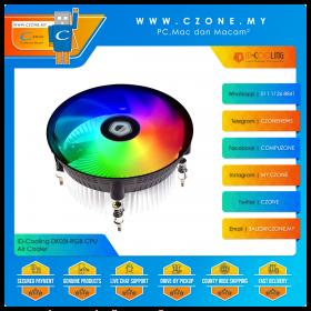 ID-Cooling DK03I-RGB CPU Air Cooler (Intel, 1x 120mm Fan, RGB)