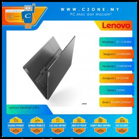 "Lenovo IdeaPad 5 Pro 82L500J2MJ Laptop - 16"", R5-5600H, 3.3GHz, 16GB, 512GB SSD, GTX 1650, Win 10, Office H&S (Storm Grey)"