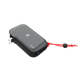 Idmix CH06 Mr Charger 10,000mAh Power Bank with PD 30W + QI Wireless Charging