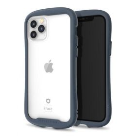 iFace Reflection Case (iPhone 12/12 Pro, Navy)