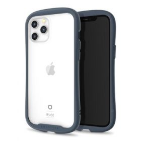 iFace Reflection Case (iPhone 12 Pro Max, Navy)