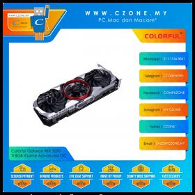 Colorful Geforce RTX 3070 Ti 8GB iGame Advanced OC