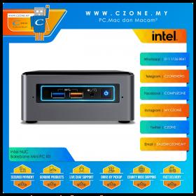 Intel NUC 7PJYH3 Barebone Mini PC Kit