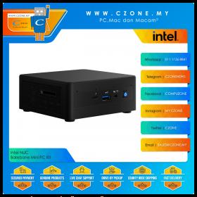 Intel NUC 10i7FNH Barebone Mini PC Kit