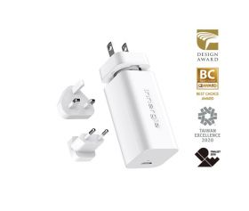 Innergie 60 Watts USB-C PD Charger Ultra Small & Travel Plugs