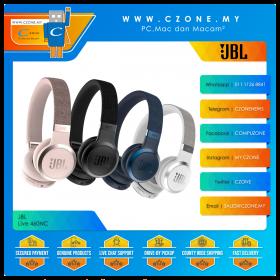 JBL Live 460NC On-Ear Noise Cancelling Wireless Headphones