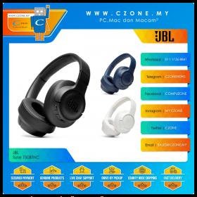 JBL Tune 750BTNC Over-Ear Noise Cancelling Wireless Headphones