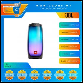JBL Pulse 4 Portable Bluetooth Speaker (Black)