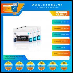 KLEVV Value 8GB (1x8GB) DDR4 3200MHz  - Sodimm (KD48GS88C-32N220A)