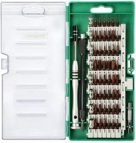 KING SDUN TL04BK 60 In 1 Professional Screwdriver Kit