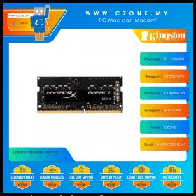Kingston HyperX Impact 8GB (1x8GB) DDR4 3200MHz - Sodimm (HX432S20IB2/8)