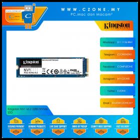 Kingston NV1 M.2 2280 NVMe SSD