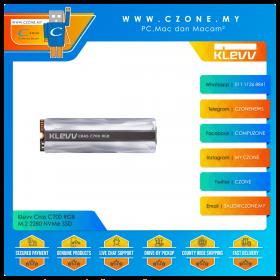 Klevv Cras C700 RGB 240GB / 480GB M.2 2280 NVMe SSD (R: 1500Mbps, W: 1300Mbps)