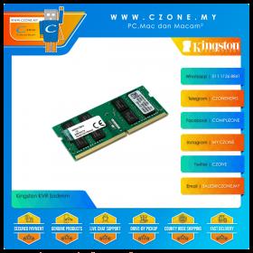 Kingston KVR 4GB (1x4GB) DDR4 2400MHz - Sodimm (KVR24S17S6/4)
