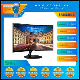 "Samsung LC27F390FHE Curved Monitor (27"", 1920x1080, VA, 60Hz, 4ms, D-Sub, HDMI, VESA)"