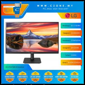 """LG 27MP400-B Monitor (27"""", 1920x1080, IPS, 75Hz, 5ms, D-Sub, HDMI, VESA)"""