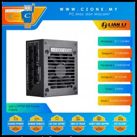 Lian Li SP750 SFX Power Supply (750 Watts, 80plus Gold, Fully Modular)
