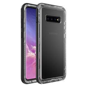Lifeproof Next Case (Samsung Galaxy S10 Series, Black Crystal)