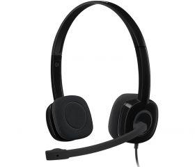 Logitech H151 On-Ear Wired Headset
