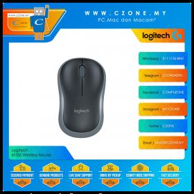 Logitech M185 Wireless Mouse